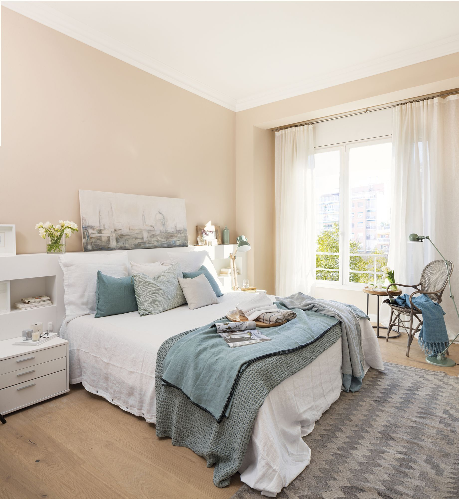 Descubre los 8 colores en tendencia para tu hogar koduz for Modelo de dormitorio 2016