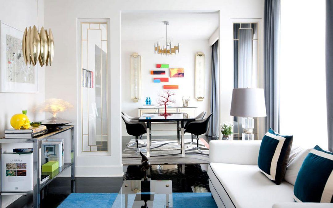 7 estilos en tendencia dentro del diseño de interiores