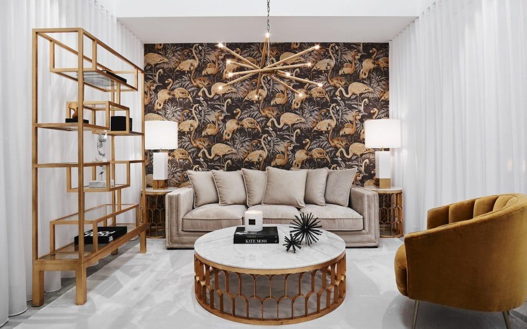 Salón pequeño de 16 m²