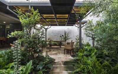 Mobiliario para espacios exteriores