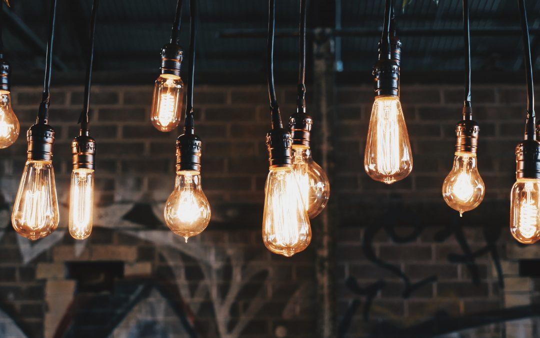 La importancia de la iluminación y ahorrar energía.