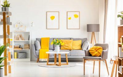 Tendencias de Diseño de Interiores para el 2021
