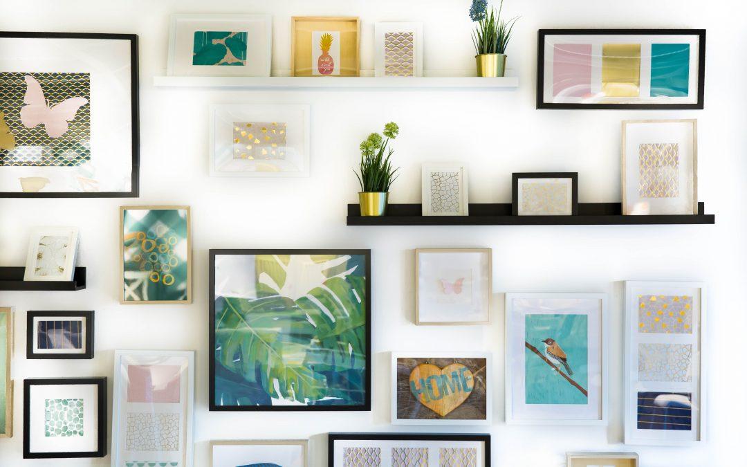 Cómo elegir la paleta de color adecuada para tu hogar.